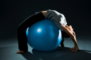 exercise balls to relieve lower back pain