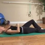 lower back pain heel slides