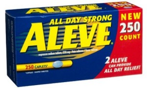 Aleve For Back Pain